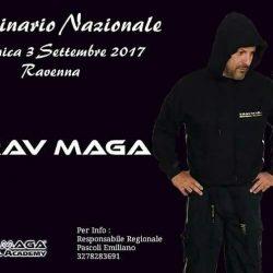 Seminario Nazionale 3 Settembre 2017 –  Ravenna